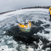 "Student firefighters practice cold-water rescue techniques at a pond near the Fairbanks campus.  <div class=""ss-paypal-button"">Filename: AAR-13-3797-52.jpg</div><div class=""ss-paypal-button-end"" style=""""></div>"