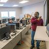 """UAF Chukchi Campus Assistant Professor of Developmental Math Kelechukwu Alu teaches a morning class at the Alaska Technical Center in Kotzebue.  <div class=""""ss-paypal-button"""">Filename: AAR-16-4863-310.jpg</div><div class=""""ss-paypal-button-end""""></div>"""