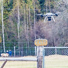 "An Aeryon Scout quadcopter, featuring a top speed of 30 mph and maximum flight time of 20 minutes, will be used to conduct a series of aerial flights this summer supporting wildlife research activities at UAF's Large Animal Research Station.  <div class=""ss-paypal-button"">Filename: AAR-14-4172-119.jpg</div><div class=""ss-paypal-button-end""></div>"