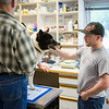 "Veterinary Medicine student, Christopher, Clement, interns with Dr. David Hunt during Summer of 2014 at the Sitka Animal Hospital in Sitka, Alaska.  <div class=""ss-paypal-button"">Filename: AAR-14-4206-13.jpg</div><div class=""ss-paypal-button-end""></div>"