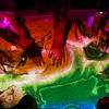 """Children interact with an interactive topographic map during the Science Potpourri at the Reichardt  Building.  <div class=""""ss-paypal-button"""">Filename: AAR-14-4141-123.jpg</div><div class=""""ss-paypal-button-end""""></div>"""