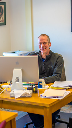 Bob Metcalf is the director of UAF's Northwest Campus in Nome.  Filename: AAR-16-4865-112.jpg