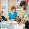 """Youngsters learn all about dinosaurs in Summer Sessions' DinoCamp at the Murrie Building.  <div class=""""ss-paypal-button"""">Filename: AAR-14-4242-13.jpg</div><div class=""""ss-paypal-button-end""""></div>"""