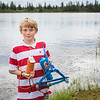 """Alaska Summer Research Academy participants test their remotely operated underwater vehicles at the Chena Lake Recreation Area on Thursday, July 28.  <div class=""""ss-paypal-button"""">Filename: AAR-16-4943-50.jpg</div><div class=""""ss-paypal-button-end""""></div>"""