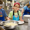 "Students from Summer Sessions' Café Tween pose for a photograph after cooking Italian cuisine at Hutchinson's kitchen.  <div class=""ss-paypal-button"">Filename: AAR-12-3432-6.jpg</div><div class=""ss-paypal-button-end"" style=""""></div>"