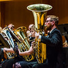 "Members of the UAF Wind Symphony warm up prior to their concert on Nov. 18, 2016.  <div class=""ss-paypal-button"">Filename: AAR-16-5070-49.jpg</div><div class=""ss-paypal-button-end""></div>"