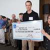 """The first place winners of the Arctic Innovation Competition (right) Billy Koitzsch & Bob Ostrom (left).  <div class=""""ss-paypal-button"""">Filename: AAR-11-3201-478.jpg</div><div class=""""ss-paypal-button-end"""" style=""""""""></div>"""