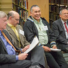 "UAF Professor Walkie Charles attends the dedication ceremony of the Michael E. Krauss Alaska Native Language Archive dedication ceremony Feb. 22, 2013, at the Rasmuson Library.  <div class=""ss-paypal-button"">Filename: AAR-13-3743-88.jpg</div><div class=""ss-paypal-button-end"" style=""""></div>"