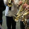 """Children play jazz music at the Great Hall during the 2014 Jazz Festival.  <div class=""""ss-paypal-button"""">Filename: AAR-14-4140-43.jpg</div><div class=""""ss-paypal-button-end""""></div>"""
