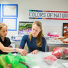 """Students from the Colors of Nature, a program sponsored by CNSM, create animal costumes during the two week program combining science and art.  <div class=""""ss-paypal-button"""">Filename: AAR-14-4252-79.jpg</div><div class=""""ss-paypal-button-end""""></div>"""