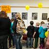 "Children line up for a pet rock during Science Potpourri at the Reichardt Building.\  <div class=""ss-paypal-button"">Filename: AAR-14-4141-157.jpg</div><div class=""ss-paypal-button-end""></div>"