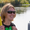 "Fisheries undergraduate student Patty McCall takes a break during a trip to the Chena River to collect samples for a  research project on the life dynamics of Arctic brook lampreys.  <div class=""ss-paypal-button"">Filename: AAR-12-3468-002.jpg</div><div class=""ss-paypal-button-end"" style=""""></div>"