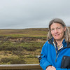 "Research scientist Martha Raynolds pauses for a photo during a recent visit to the Toolik Field Station on Alaska's North Slope.  <div class=""ss-paypal-button"">Filename: AAR-14-4216-109.jpg</div><div class=""ss-paypal-button-end""></div>"