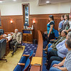 """A group of students from rural Alaska attending a weeklong seminar on Understanding the Legislative Process in Juneau are introduced on the floor of the Alaska State House of Representatives.  <div class=""""ss-paypal-button"""">Filename: AAR-14-4054-113.jpg</div><div class=""""ss-paypal-button-end"""" style=""""""""></div>"""