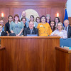 "Speaker of the Alaska House of Representatives Mike Chenault poses with students and staff from Prof. Mike Davis's rural development leadership seminar during their week-long workshop in Juneau.  <div class=""ss-paypal-button"">Filename: AAR-14-4053-144.jpg</div><div class=""ss-paypal-button-end"" style=""""></div>"