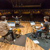 "Students work with Professor Morris Palter during class, MUS F606 - Advanced Chamber Music - Percussion, in the Davis Concert Hall.  <div class=""ss-paypal-button"">Filename: AAR-14-4094-6.jpg</div><div class=""ss-paypal-button-end"" style=""""></div>"