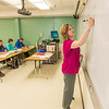 "Amy Cooper lectures to her intermediate accounting students in a Duckering Building classroom.  <div class=""ss-paypal-button"">Filename: AAR-14-4112-54.jpg</div><div class=""ss-paypal-button-end"" style=""""></div>"