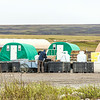 "A staff member at the Toolik Field Station empties trash to be hauled away from the remote research facility, located along the Dalton Highway about 370 miles north of Fairbanks on Alaska's North Slope.  <div class=""ss-paypal-button"">Filename: AAR-14-4216-314.jpg</div><div class=""ss-paypal-button-end""></div>"