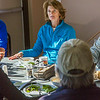 "U.S. Senator Lisa Murkowski enjoys a hot meal in the dining hall during a brief visit to UAF's Toolik Field Station in Sept., 2013.  <div class=""ss-paypal-button"">Filename: AAR-13-3929-301.jpg</div><div class=""ss-paypal-button-end""></div>"