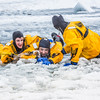 "Student firefighters practice cold-water rescue techniques at a pond near the Fairbanks campus.  <div class=""ss-paypal-button"">Filename: AAR-13-3797-85.jpg</div><div class=""ss-paypal-button-end"" style=""""></div>"