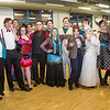 "A ballroom dance group poses in costume on Halloween day after class in the SRC.  <div class=""ss-paypal-button"">Filename: AAR-12-3623-3.jpg</div><div class=""ss-paypal-button-end"" style=""""></div>"