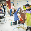"""Students from the Colors of Nature, a program sponsored by CNSM, create animal costumes during the two week program combining science and art.  <div class=""""ss-paypal-button"""">Filename: AAR-14-4252-59.jpg</div><div class=""""ss-paypal-button-end""""></div>"""