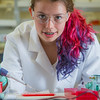 "Brianna Gilmore from Fairbanks is taking part in the six-week RAHI Research summer residence program, learning molecular biology and genetics while working in a research lab on the Fairbanks campus.  <div class=""ss-paypal-button"">Filename: AAR-12-3459-227.jpg</div><div class=""ss-paypal-button-end"" style=""""></div>"