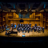 """The UAF Wind Symphony poses for a picture during their pre-concert warmup on Nov. 18, 2016.  <div class=""""ss-paypal-button"""">Filename: AAR-16-5070-3.jpg</div><div class=""""ss-paypal-button-end""""></div>"""