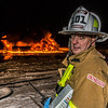 "University Fire Department Chief Doug Schrage was on the scene during a live training drill with student firefighters at the Fairbanks International Airport.  <div class=""ss-paypal-button"">Filename: AAR-13-3995-122.jpg</div><div class=""ss-paypal-button-end"" style=""""></div>"