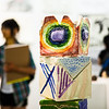 "Students, parents, faculty, and community members view the artwork from the two-week Visual Arts Academy is showcased at the University Art Gallery.  <div class=""ss-paypal-button"">Filename: AAR-13-3865-21.jpg</div><div class=""ss-paypal-button-end"" style=""""></div>"