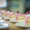 "A batch of raspberry tarts ready for serving during lunch at CTC's culinary arts kitchen in the Hutchison Center.  <div class=""ss-paypal-button"">Filename: AAR-13-3811-172.jpg</div><div class=""ss-paypal-button-end"" style=""""></div>"