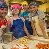 "Local school kids made their own pizzas while attending the UAF Summer Sessions Baking Blitz May 28 in the Hutchison kitchen.  <div class=""ss-paypal-button"">Filename: AAR-14-4203-17.jpg</div><div class=""ss-paypal-button-end""></div>"