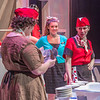 "Cast members rehearse a scene from Theatre UAF's  production of ""Nickel and Dimed"" in the Salisbury Theatre.  <div class=""ss-paypal-button"">Filename: AAR-13-3974-25.jpg</div><div class=""ss-paypal-button-end""></div>"