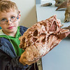 "Youngsters learn all about dinosaurs in Summer Sessions' DinoCamp at the Murrie Building.  <div class=""ss-paypal-button"">Filename: AAR-14-4242-75.jpg</div><div class=""ss-paypal-button-end""></div>"