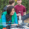 "Students take part in a project using unmaned aerial vehicles (UAVs) at Poker Flat Research Range about 40 miles northeast of the Fairbanks campus. (Note: Taken as part of commercial shoot with Nerland Agency. Pretend class -- use with discretion!)  <div class=""ss-paypal-button"">Filename: AAR-12-3560-078.jpg</div><div class=""ss-paypal-button-end"" style=""""></div>"