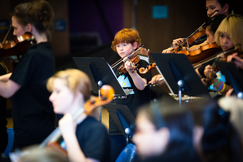 """Ella Adkinson performs during  UAF Summer Music Academy's Celtic music concert in front of students, parents, and community members.  <div class=""""ss-paypal-button"""">Filename: AAR-12-3439-60.jpg</div><div class=""""ss-paypal-button-end"""" style=""""""""></div>"""