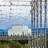 "The High Frequency Active Auroral Research Program (HAARP) facility near Gakona comprises a 40-acre grid of towers to  conduct research of the ionosphere. The facility was built and operated by the U.S. Air Force until Aug. 11, 2015, when ownership was transferred to UAF's Geophysical Institute.  <div class=""ss-paypal-button"">Filename: AAR-15-4600-117.jpg</div><div class=""ss-paypal-button-end""></div>"