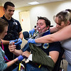 "EMT students provide medical attention for training purposes to fellow student Quinten Johnson during class at the UAF Community & Technical College.  <div class=""ss-paypal-button"">Filename: AAR-12-3444-24.jpg</div><div class=""ss-paypal-button-end"" style=""""></div>"