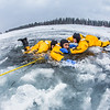 "Student firefighters practice cold-water rescue techniques at a pond near the Fairbanks campus.  <div class=""ss-paypal-button"">Filename: AAR-13-3797-34.jpg</div><div class=""ss-paypal-button-end"" style=""""></div>"