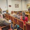 "Students from UAF's Alaska Native Studies and Rural Development program hear from state Senate Minority Leader Hollis French during their weeklong seminar on Understanding the Legislative Process in the state capital of Juneau.  <div class=""ss-paypal-button"">Filename: AAR-14-4055-279.jpg</div><div class=""ss-paypal-button-end"" style=""""></div>"