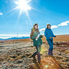 """Donie Bret-Harte, associate science director at UAF's Toolik Field Station, explains some of the research efforts underway near the arctic facility with U.S. Senator Lisa Murkowski during a brief tour in Sept. 2013.  <div class=""""ss-paypal-button"""">Filename: AAR-13-3929-369.jpg</div><div class=""""ss-paypal-button-end""""></div>"""