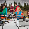 "Students take part in a project using unmaned aerial vehicles (UAVs) at Poker Flat Research Range about 40 miles northeast of the Fairbanks campus. (Note: Taken as part of commercial shoot with Nerland Agency. Pretend class -- use with discretion!)  <div class=""ss-paypal-button"">Filename: AAR-12-3560-046.jpg</div><div class=""ss-paypal-button-end"" style=""""></div>"
