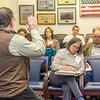 "Students from UAF's Alaska Native Studies and Rural Development program meet with Judiciary Committee Chairman Wes Keller during their weeklong seminar on Understanding the Legislative Process in the state capital of Juneau.  <div class=""ss-paypal-button"">Filename: AAR-14-4054-320.jpg</div><div class=""ss-paypal-button-end"" style=""""></div>"