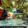 "Local high school student Max Bennett works on a project in the vocational technical lab at UAF's Bristol Bay Campus in Dillingham.  <div class=""ss-paypal-button"">Filename: AAR-16-4860-348.jpg</div><div class=""ss-paypal-button-end""></div>"