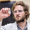 "Ph.D. candidate Sean Brennan works in a lab in the Water and Environmental Research Center in the Duckering Building.  <div class=""ss-paypal-button"">Filename: AAR-12-3579-46.jpg</div><div class=""ss-paypal-button-end"" style=""""></div>"