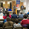 "The Michael E. Krauss Alaska Native Archive is dedicated in a ceremony Feb. 22, 2013, at the Rasmuson Library.  <div class=""ss-paypal-button"">Filename: AAR-13-3743-86.jpg</div><div class=""ss-paypal-button-end"" style=""""></div>"