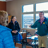 "Brian Barnes, director of UAF's Institute of Arctic Biology, visits with U.S. Senator Lisa Murkowski during the senator's brief visit to IAB's Toolik Field Station on Alaska's North Slope in Sept, 2013.  <div class=""ss-paypal-button"">Filename: AAR-13-3929-208.jpg</div><div class=""ss-paypal-button-end""></div>"