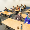 """Assistant professor Eduardo Wilner leads a mock philosphy class  with high school seniors during an Inside Out event in a Gruening Building classroom.  <div class=""""ss-paypal-button"""">Filename: AAR-12-3609-07.jpg</div><div class=""""ss-paypal-button-end"""" style=""""""""></div>"""