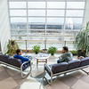 """Ibrahim Ilhan, left, and Nilesh Chandrakant Dixit hold a discussion in the third floor lobby of the Reichardt Building on the Fairbanks campus.  <div class=""""ss-paypal-button"""">Filename: AAR-12-3386-13.jpg</div><div class=""""ss-paypal-button-end"""" style=""""""""></div>"""