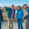 "Institute of Arctic Biology director Brian Barnes and Donie Bret-Harte, associate science director at UAF's Toolik Field Station, lead Senator Lisa Murkowski on a tour of the arctic research station, located about 330 miles north of Fairbanks on Alaska's North Slope. At right is Toolik assistant operations supervisor Brett Biebuyck.  <div class=""ss-paypal-button"">Filename: AAR-13-3929-284.jpg</div><div class=""ss-paypal-button-end""></div>"